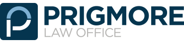 Prigmore Law Office Header Logo